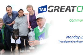 The TAB Great Chase Community Day: supporting the disability community in Traralgon